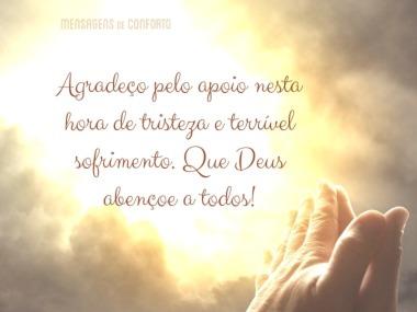 Frases De Agradecimento A Deus Mensagens De Conforto